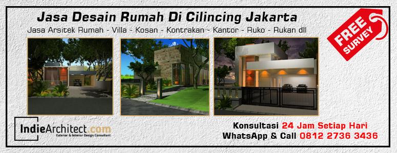 Jasa Desain Rumah Di Cilincing Jakarta
