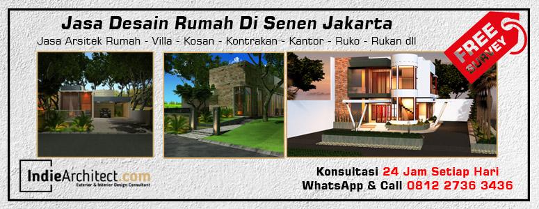 Jasa Desain Rumah Di Senen Jakarta