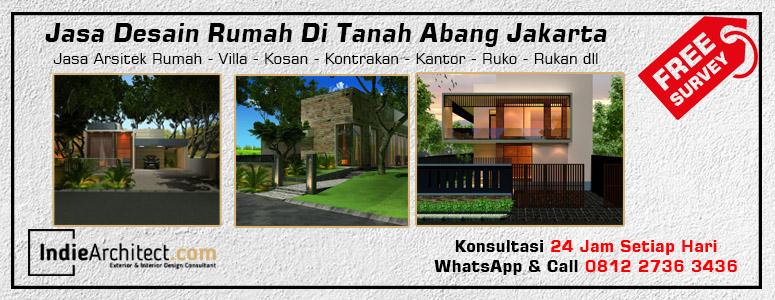 Jasa Desain Rumah Di Tanah Abang Jakarta