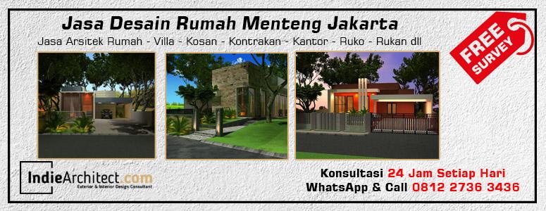Jasa Desain Rumah Menteng Jakarta