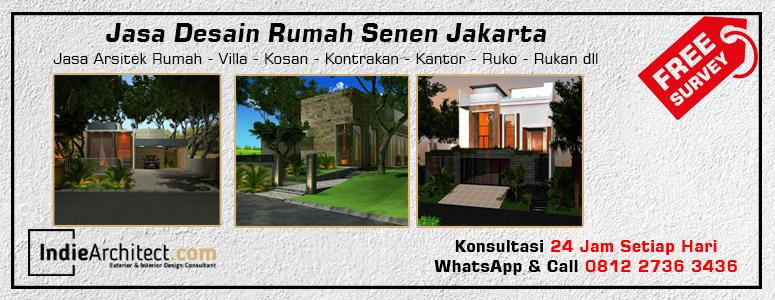 Jasa Desain Rumah Senen Jakarta