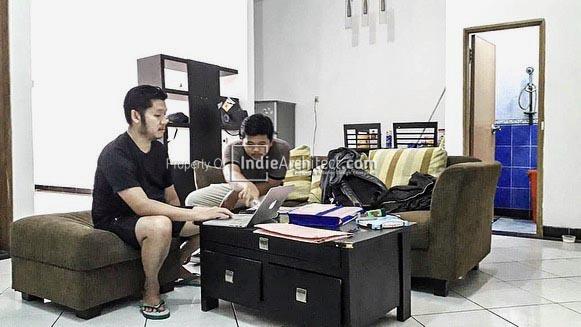 Desain Kost Pak Agus Di Kelapa Gading Jakarta Utara