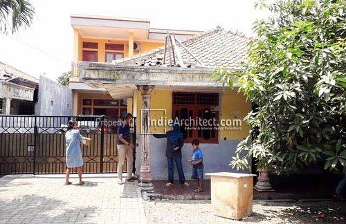 Desain Rumah Pak Akhyar Di Cimanggis Depok