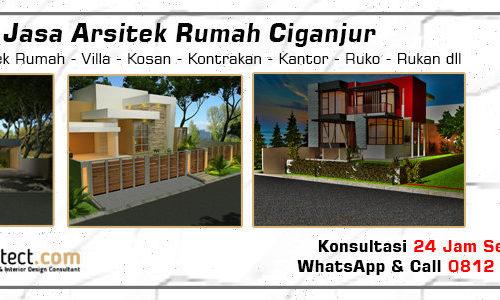 Jasa Arsitek Rumah Ciganjur - Jakarta Selatan