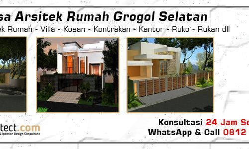 Jasa Arsitek Rumah Grogol Selatan - Jakarta Selatan