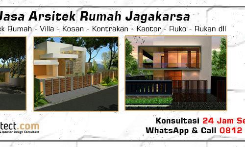 Jasa Arsitek Rumah Jagakarsa - Jakarta Selatan