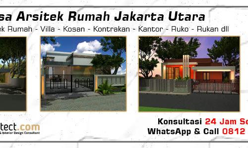 Jasa Arsitek Rumah Jakarta Utara