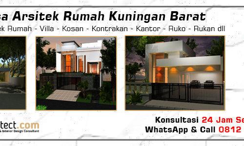 Jasa Arsitek Rumah Kuningan Barat - Jakarta Selatan