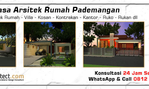 Jasa Arsitek Rumah Pademangan - Jakarta Utara