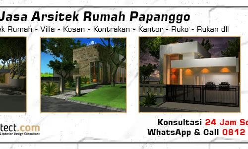 Jasa Arsitek Rumah Papanggo - Jakarta Utara