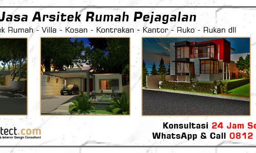 Jasa Arsitek Rumah Pejagalan - Jakarta Utara