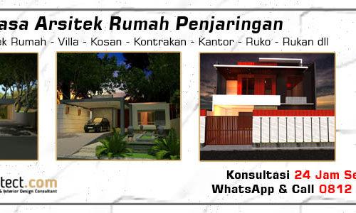 Jasa Arsitek Rumah Penjaringan - Jakarta Utara