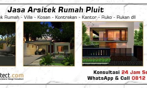 Jasa Arsitek Rumah Pluit - Jakarta Utara