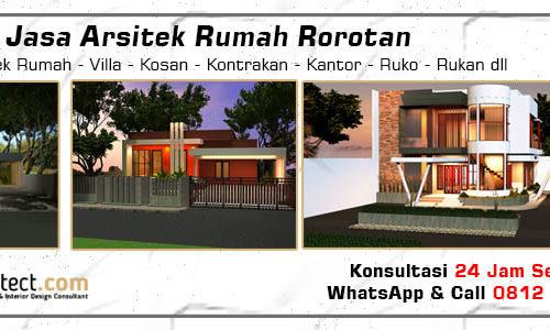Jasa Arsitek Rumah Rorotan - Jakarta Utara