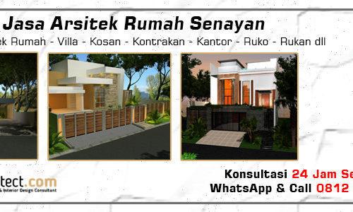 Jasa Arsitek Rumah Senayan - Jakarta Selatan
