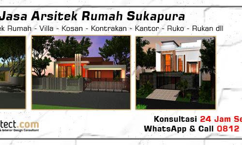 Jasa Arsitek Rumah Sukapura - Jakarta Utara