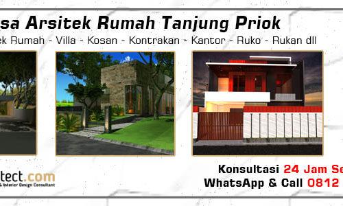 Jasa Arsitek Rumah Tanjung Priok - Jakarta Utara