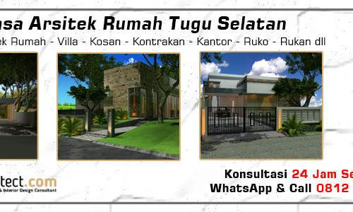 Jasa Arsitek Rumah Tugu Selatan - Jakarta Utara