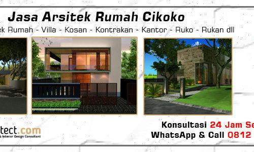 Jasa Arsitek Rumah Cikoko - Jakarta Selatan