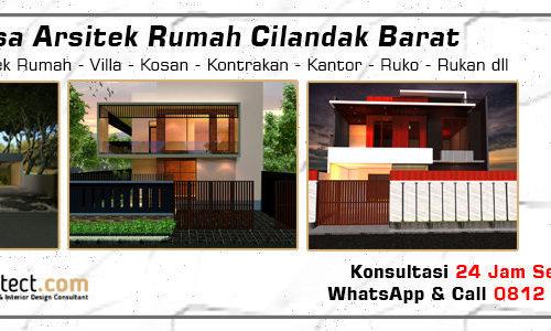 Jasa Arsitek Rumah Cilandak Barat - Jakarta Selatan