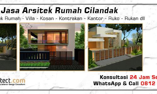 Jasa Arsitek Rumah Cilandak - Jakarta Selatan