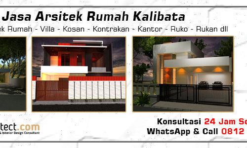 Jasa Arsitek Rumah Kalibata - Jakarta Selatan