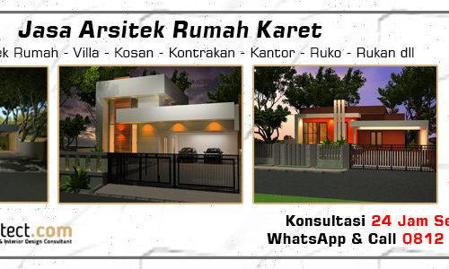 Jasa Arsitek Rumah Karet - Jakarta Selatan