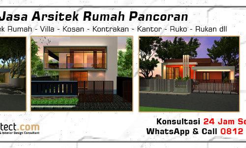 Jasa Arsitek Rumah Pancoran - Jakarta Selatan