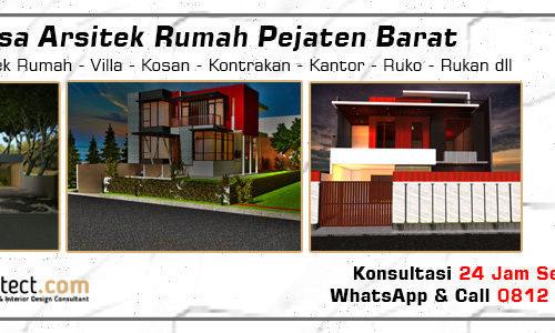 Jasa Arsitek Rumah Pejaten Barat - Jakarta Selatan