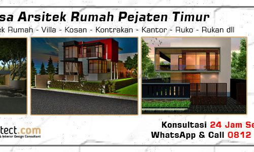 Jasa Arsitek Rumah Pejaten Timur - Jakarta Selatan