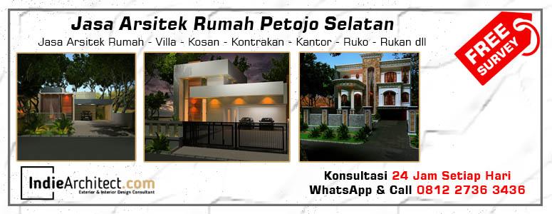 Jasa Arsitek Rumah Petojo Selatan - Jakarta Pusat