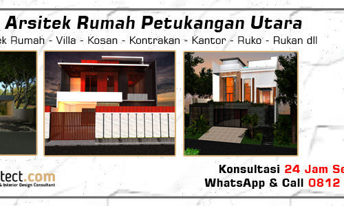 Jasa Arsitek Rumah Petukangan Utara - Jakarta Selatan