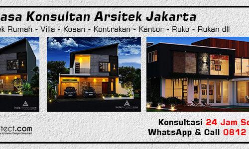 Jasa Konsultan Arsitek Jakarta