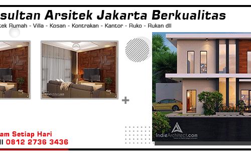 Konsultan Arsitek Jakarta Berkualitas