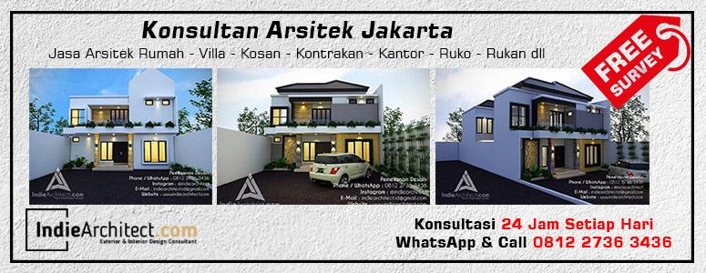 Konsultan Arsitek Jakarta