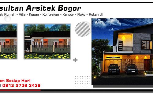 Konsultan Arsitek Bogor