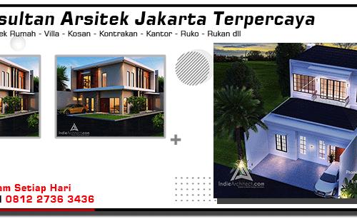 Konsultan Arsitek Jakarta Terpercaya