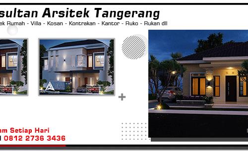 Konsultan Arsitek Tangerang