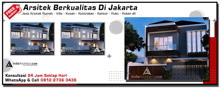 Arsitek Berkualitas Di Jakarta