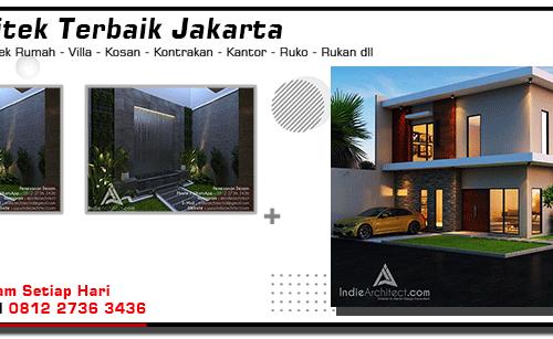 Arsitek Terbaik Jakarta