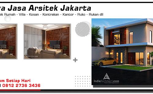 Biaya Jasa Arsitek Jakarta