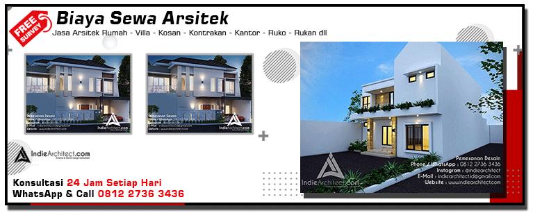 Biaya Sewa Arsitek
