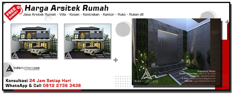 Harga Arsitek Rumah