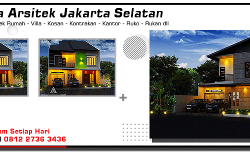 Jasa Arsitek Jakarta Selatan