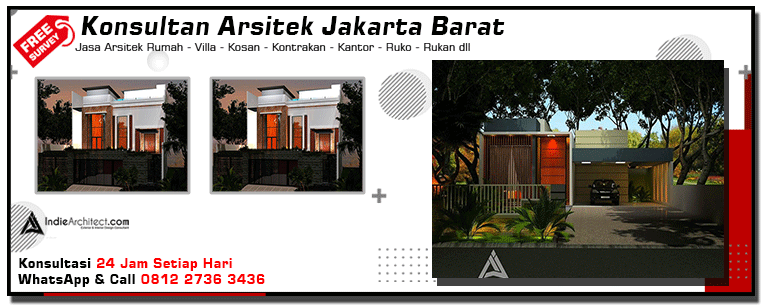 Konsultan Arsitek Jakarta Barat