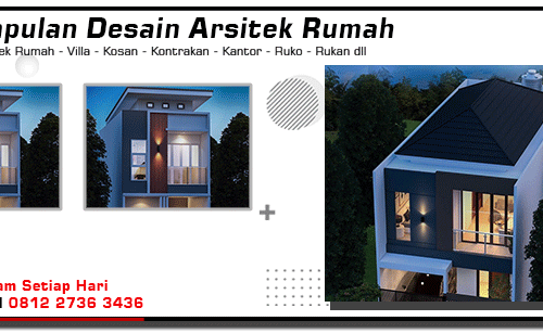 Kumpulan Desain Arsitek Rumah