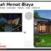 Desain Rumah Hemat Biaya