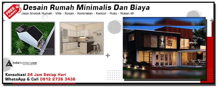 Desain Rumah Minimalis Dan Biaya
