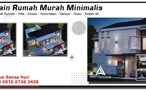 Desain Rumah Murah Minimalis