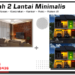 Harga Rumah 2 Lantai Minimalis